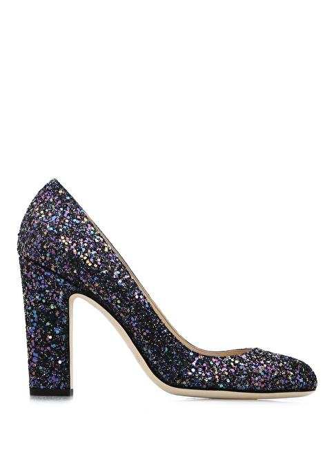 Jimmy Choo Ayakkabı Lacivert